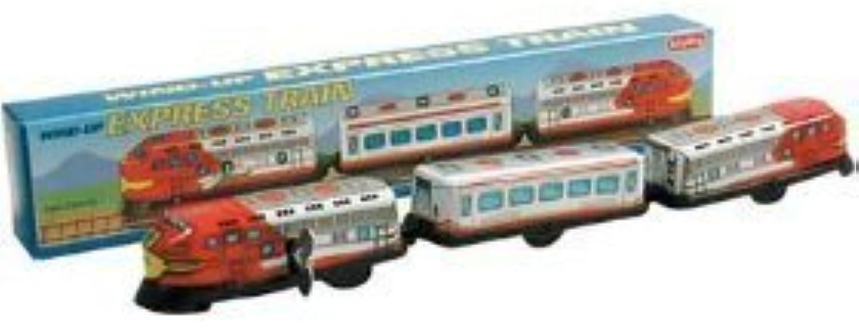 Three Car Train by Schylling