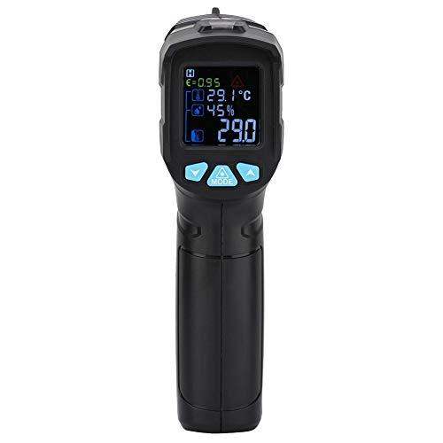 Mestek IR01D Handheld digitaal LCD-display, hoge precisie, -50~800 °C, contactloze infraroodsthermometer, met gebruiksaanwijzing, veel gebruikt