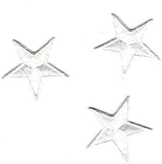 Patch Ecusson Thermocollant 3 Petites ETOILES Coloris au choix 3 x 3 cm etoile Versieringen, details