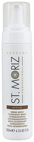 St Moriz Autobronceador Mousse Tono Medium - 200 ml