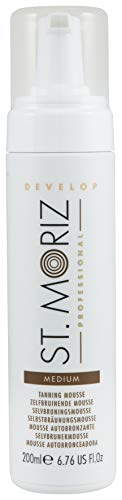 St Moriz Autobronceador Mousse Tono Medium - 200 ml