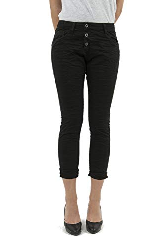 Please Jeans p78a schwarz Gr. Medium, Schwarz