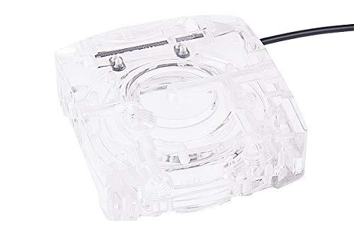 Alphacool 13318 Eisdecke D5 plexi top V.4 Water Cooling Pumps