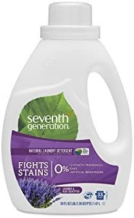 Seventh Directly managed store Generation Laundry Detergent High quality Blue Lavender Eucalyptus