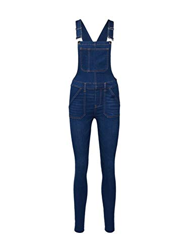 ONLY Damen Latzhose Robbie Blue Denim 42 (XL)