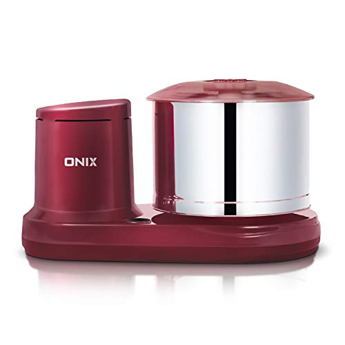 ONIX VINTAGE-150 Watts Table Top Wet Grinder (2...