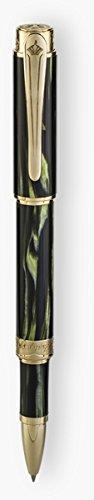 Bolígrafo roller hamingway de celuloide y dorado Montegrappa isichrgc