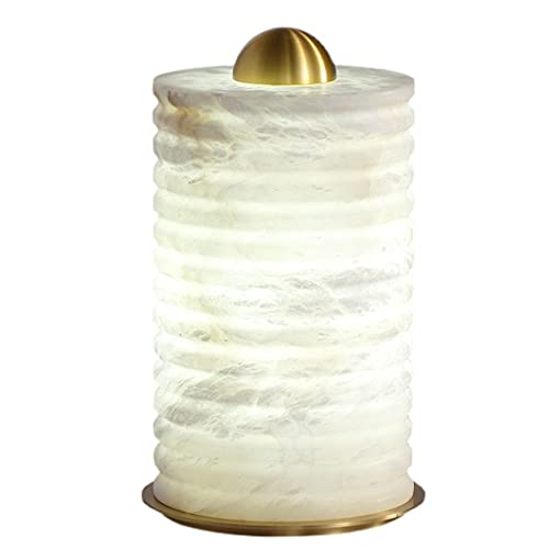 zxb-shop Living Room Bedroom Table Lamp Home Creative Simple Bedside Table Lamp Personality Marble Bedside Table Lamp Living Room Bedroom Decoration Table Lamp Bedside Nightstand Lamp (Size : A)
