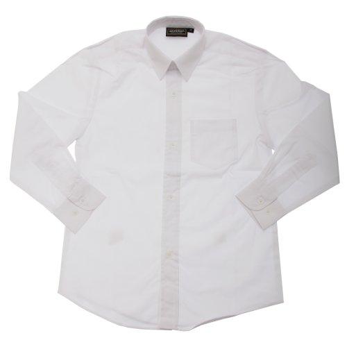 Severyn Camicia Manica Lunga - Bambino (13-14 Anni (Petto Persona 88cm) (Bianco)