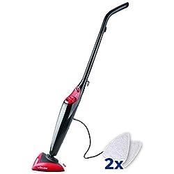 Duradero y ajuste perfecto Juego de 5 fundas de repuesto para limpiador de vapor Vileda Steam 100 Hot Spray Mop Eyscoco