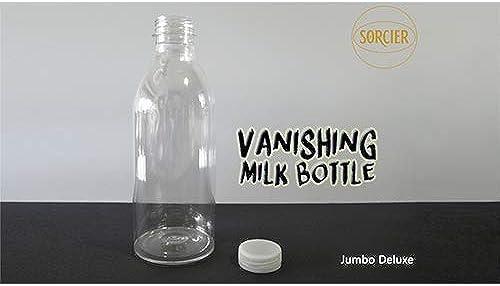 grandes precios de descuento SOLOMAGIA Vanishing Milk Bottle (Jumbo Deluxe) by Sorcier Magic - - - Stage Magic - Trucos Magia y la Magia  toma