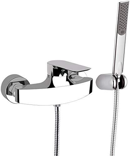 Remer - Rubinetto doccia esterno con kit doccia - Serie Infinity - I39
