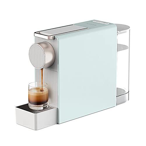 RunjinXinghe Máquina De Café Mini Molinillo Concentrador Automático De Cápsulas De Estilo Italiano Pequeño Adecuado para La Cocina De La Oficina En Casa Hermosa Y Simple