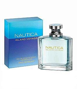Nautica Island Voyage By Nautica For Men. Eau De Toilette Spray 3.3 Oz.