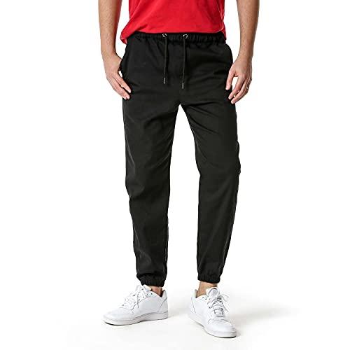 2021 Nuevo Pantalones Hombre Pantalones Casual Moda Deportivos Running Pants Jogging Cómodo Pantalon Fitness Gym Slim Fit Elasticidad Pantalones Largos Ropa de hombre otoño Pantalones de Trekking