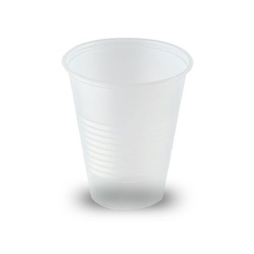 A World Of Deals SM07702 Plastic Cups, Bulk ,Translucent, 12 Packs of 100 (1,200/Case),7 oz.
