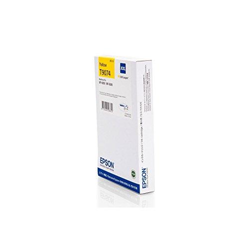 Original Epson C13T907440 / T9074, Premium Drucker-Patrone, Gelb, 7000 Seiten, 69 ml