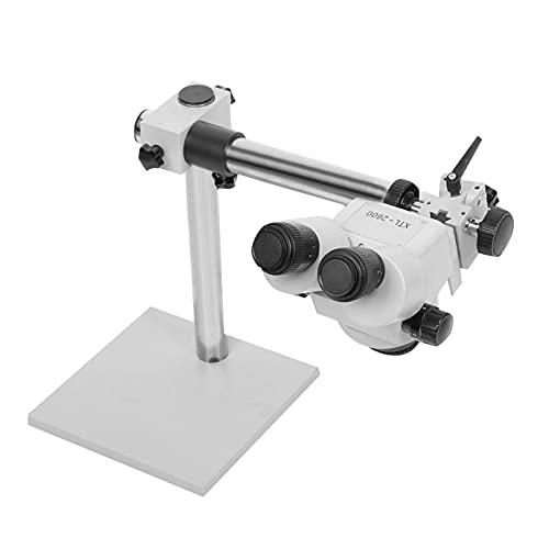 minifinker Microscopio estéreo Binocular de formación de imágenes claras, para procesamiento de engaste de joyería
