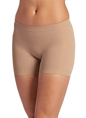 Jockey Women's Underwear Skimmies Short Length Slipshort, Light, s