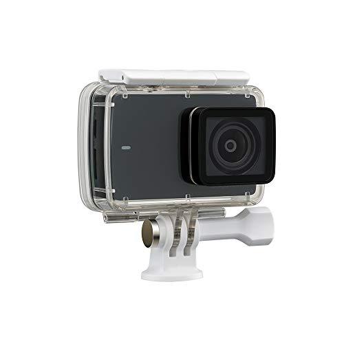 ZYJANO Caméra Sport Caméra d'action de découverte 4K 20fps 8MP 16MP WiFi 1080p 60fps étanche Caméra de Sport Yi