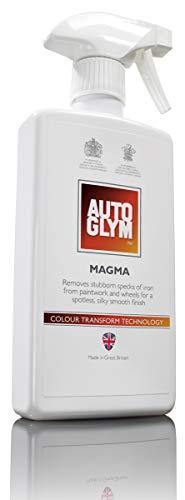 Autoglym - Magma, Limpia y Elimina el Óxido y las Salpicaduras Perjudiciales de las Ruedas y la Carrocería, 500ml