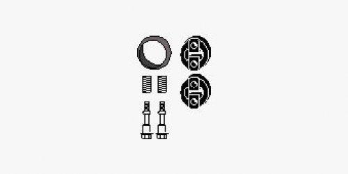 HJS 82488032 Montagesatz, Abgasanlage