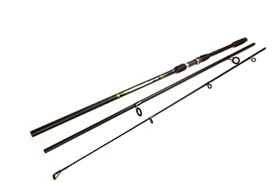 Matt Hayes Adventure (3.0m / 10ft 3 Piece MATCH and FLOAT Fishing Rod for Coarse Freshwater [10-MR30] by FLADEN