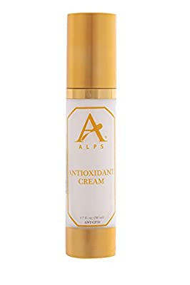 ALPS Antioxidant Cream with anti-aging, anti-acne and anti-wrinkle effect, revitalizing and moisturizing power for a radiant and young skin from ALPS SOUTH