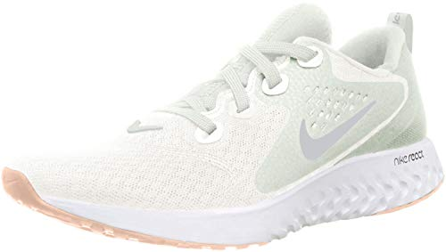 Nike Women's Fitness Shoes, Multicolour Summit White Wolf Grey Light Silver 101, US:5