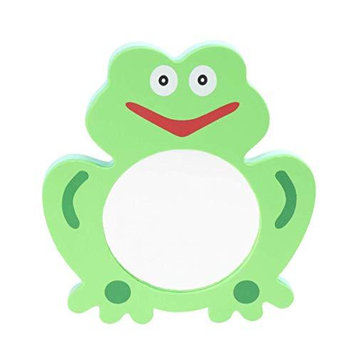 Soul hill 1pc Frosch-Spiegel-Bad-Spielzeug-Kind-Spiegel Badespielwasserspielzeug zcaqtajro