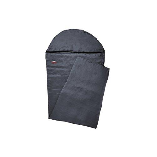 McKINLEY Decken-Innenschlafsack Seide, Blau, One Size
