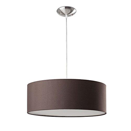 Faro 68286 SEVEN Lampe suspension marron Ø50