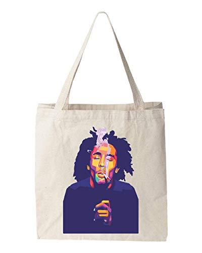 Sartamke Bob Marley Classy Vintage Poster Tragetasche