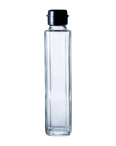 GO150B タレ・ドレッシング瓶 (黒ヒンジ)