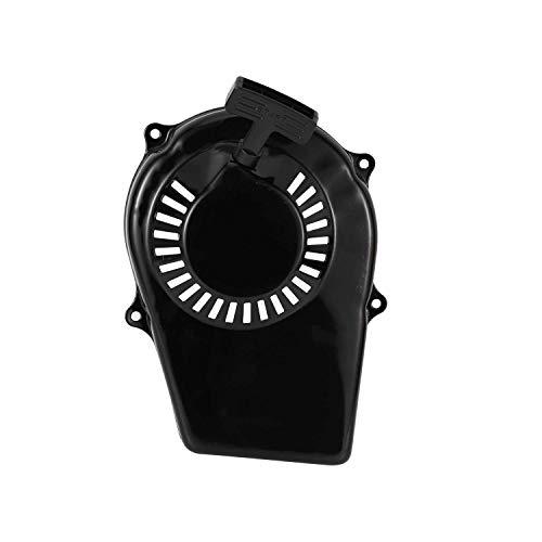 LONGWDS Motor Generador de Arranque 2-Stroke Asamblea for PG1202S Motosierra 72CC 900 / 1200W eléctrico Generador de Piezas