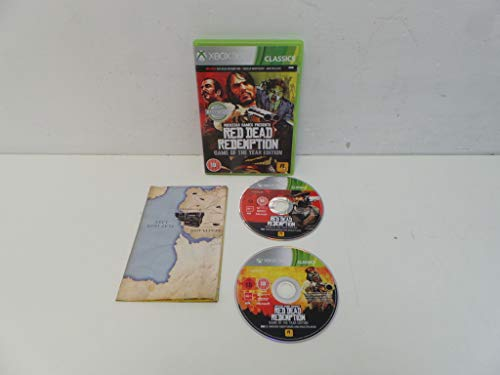 Red Dead Redemption Game of the Year Edition - Classics - XBOX 360