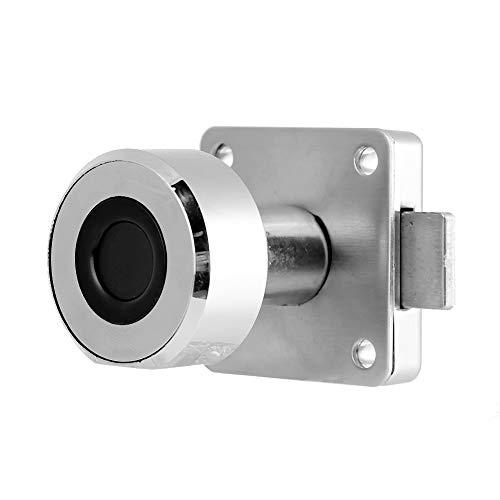 Cerradura inteligente sin llave, cerradura con huella dactilar Capacidad de 20 huellas dactilares para cajones