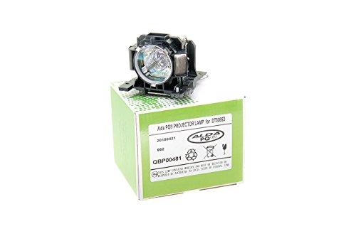 Alda PQ-Premium, Lampada proiettore per HITACHI DT00893 Proiettori, lampada con modulo