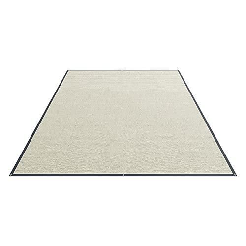 PENCK Fire Pit Mat for Deck - Rectangular Grill Pads & Floor Mats - Fireproof Ember Mat for...