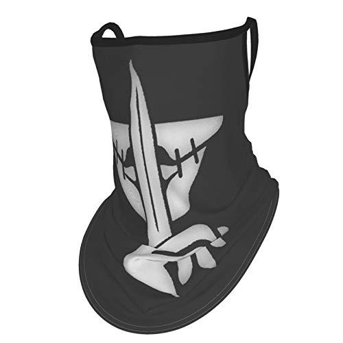 Rain-Bow 6 Sie-Ge Unisex Magic Stirnband Multifunktionale elastische Kopfwickel Nahtlose Halsmanschette zum Radfahren Laufen Outdoor-Aktivitäten mit Ohrschlaufen Face Covering Hombres Snood