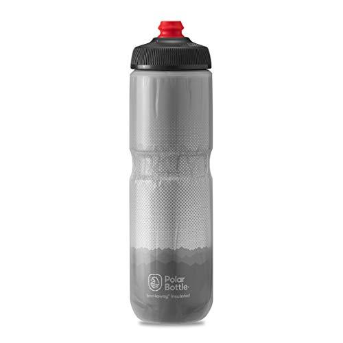 Polar Bottle Breakaway Insulated Bike Water Bottle - BPA Free, Cycling & Sports Squeeze Bottle (Bolt...