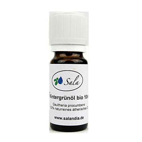 Sala Wintergrünöl ätherisches Öl naturrein bio 10 ml