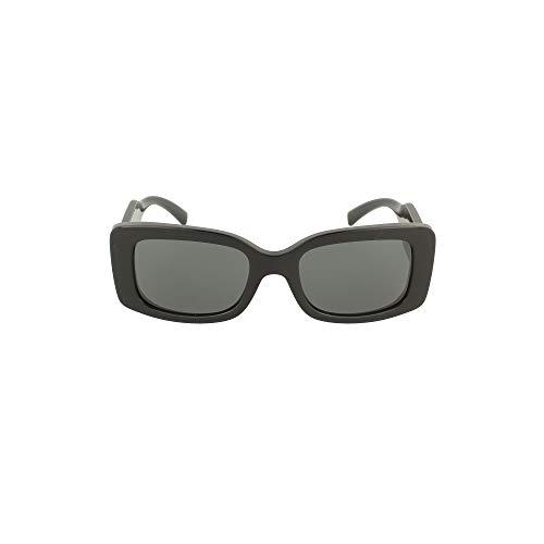 Versace 0VE4377 Occhiali, (BLACK/GREY), 52/19/140