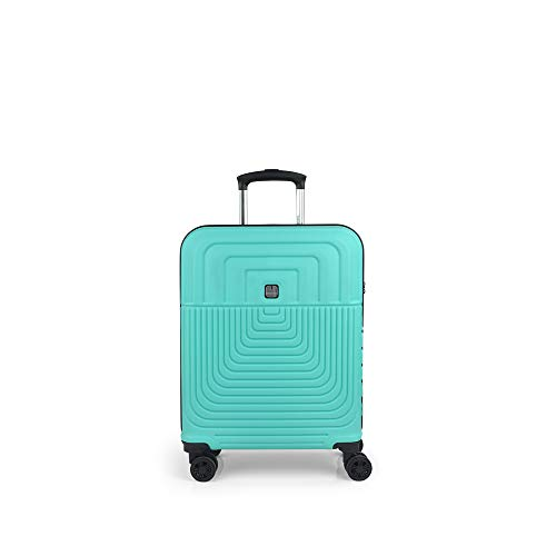 Gabol – Ego | Melta Hard Cabin Trolley 40 x 55 x 20 cm with Capacity for 37 L Turquoise