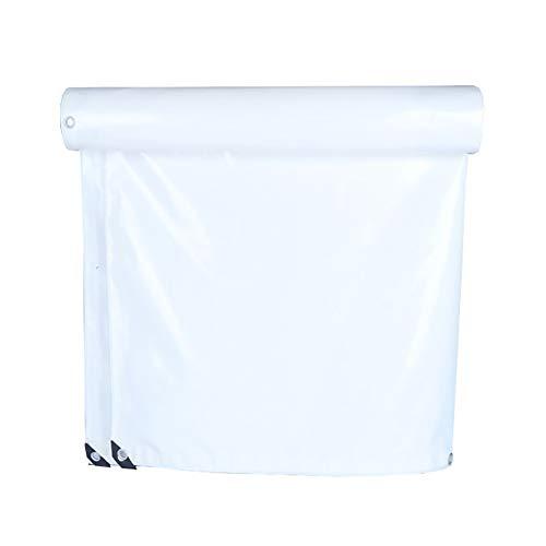 Bâches Résistante, Feuille De Imperméable D'épaisseur De PVC, Tissu D'ombrage De Qualité Supérieure pour La Pelouse De Camping en Plein Air, 350g / (Size : 6×6m)