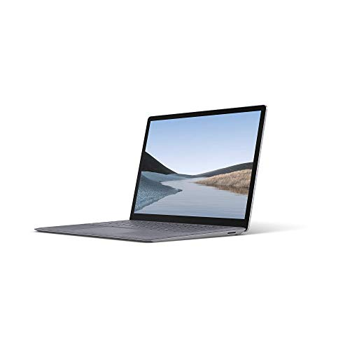 "Microsoft Surface Laptop 3 Ultra-Thin 13.5"" Touchscreen Laptop (Platinum) - Intel 10th Gen Quad Core i7, 16GB RAM, 256GB SSD, Windows 10 Home, 2019 Edition (Renewed)"