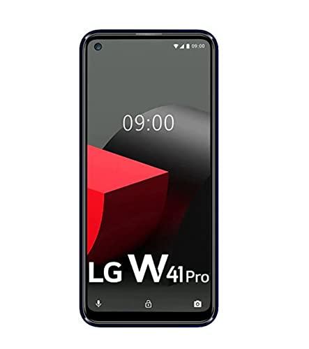 LG W41 Pro Laser Blue, 6GB Ram, 128GB Storage (48MP AI Quad Camera)