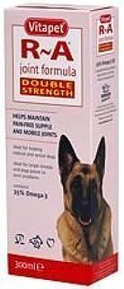 Bob Martin Company Vitapet Dog Double Strength R A Joint Formula 300Ml