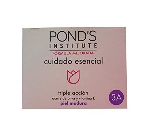 Ponds Esencial Crema Facial 3A Triple Acción - 50 ml