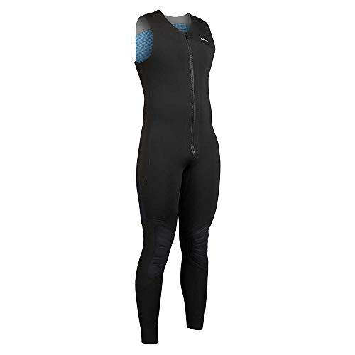 NRS Men's 3.0 Ultra John Wetsuit-Black-XL